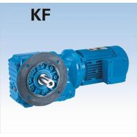 Buy cheap helical-bevel geared motor KF series from wholesalers