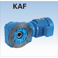 Buy cheap helical-bevel geared motor KAF series from wholesalers