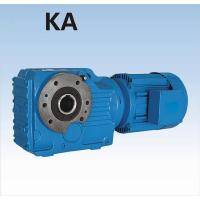 Buy cheap helical-bevel geared motor KA series from wholesalers