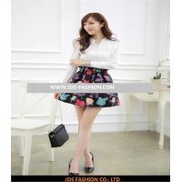 Quality Skirts Lady casual cotton/polyester women latest skirt and blouse fashion 2015 new fashion skirts wholesale