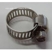 China AT-01 stainless steel American type hose clamp on sale