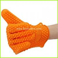 Quality Multi-fuction Kitchen Silicone Glove Oven Mitts FYD-4707 wholesale