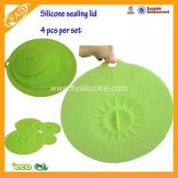 Buy cheap Muti-fuction Custom Food Grade Round Silicone Lid FYD-4745 from wholesalers