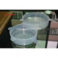 Buy cheap best selling silicone suction lids cover for bowl from wholesalers