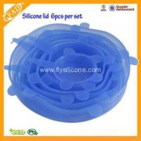 Buy cheap Flexible Silicone Sealing Cover Lid from wholesalers