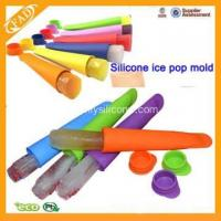 Quality Silicone Ice Pop Molds and Ice Pop Maker FAD-05185 wholesale