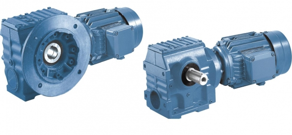 Cheap E Series Helical Worm Geared Motor Of Shtgs
