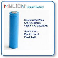 Quality Lithium battery for Electric Shaver wholesale