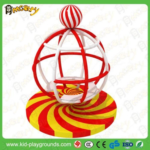 Cheap Inflatable Bouncer Rotating Globe Rotating Globe for sale