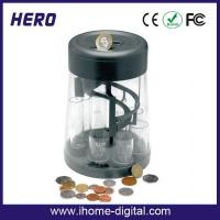 China Piggy Bank Digital Coin Sorter and Counter on sale