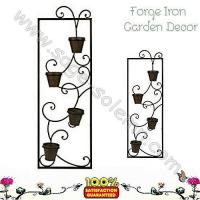 China Decor Wrought Iron Wall Decor DE02 on sale