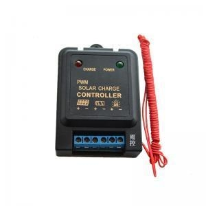 China solar charge controller rain control type