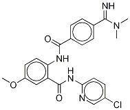 Buy cheap Pharmaceuticals Betrixaban 330942-05-7 from wholesalers