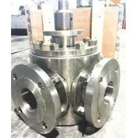 Quality 3 way ball valves 90  or 120 wholesale
