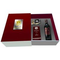 Quality Red wine packaging printing, gift wine packaging, wine packaging customization, high-grade wine pack wholesale
