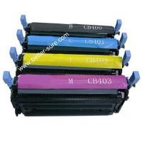 China HPCB400A-HPCB403A Hp Color Laserjet Toner Cartridges for CP4005 on sale