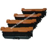 China CE260-E263 New Compatible HP Color Toner Cartridges on sale