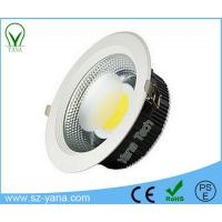 Quality Internal Driver COB led ceiling downlight 7W To 30W wholesale