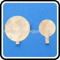 Buy cheap phosphor copper terminal contacts fabrication product