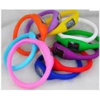 Buy cheap TS-W-08 Silicone Watch product