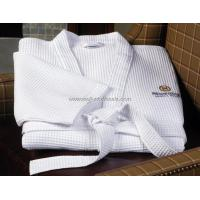 Buy cheap cotton spa robe WW141027002 from wholesalers