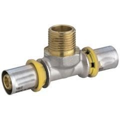 China PEXY push fittings
