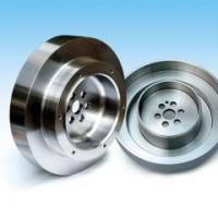 Buy cheap Elevator Belt Pulley-100% roughness inspection of belt groove and dynamic balane test from wholesalers
