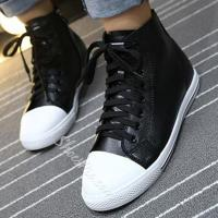 China Shoespie Street Savvy Color Block High Upper Sneakers on sale