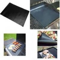 Buy cheap Easy used BBQ mesh Non-stick grill mat Teflon grill mat Baking mesh from wholesalers
