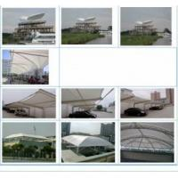 Quality Ptfe achitechural film,structuring membrane PTFE coated fiberglass roofing film wholesale