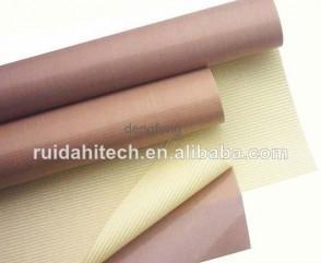 Cheap Jiangsu PTFE Coated Fiberglass Fabric With Silicone Adhesive tapes for sale