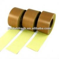 Quality High temperature glass fiber adhesive tape teflon adhesive cloth wholesale