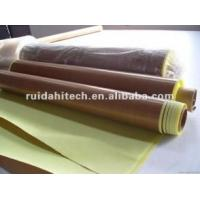 Quality Adhesive backed PTFE fabric 0.08mm wholesale