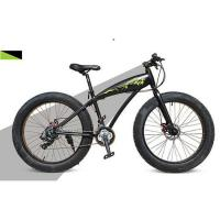 Quality 26inch aluminum 24 speed halley fat bike wholesale