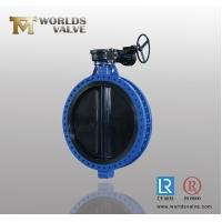 China EPDM LINING BUTTERFLY VALVE on sale