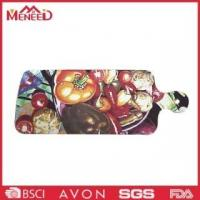 China Wholesale Printing Melamine Chopping Board, Plastic Color Coding Chopping Board Model10763 on sale