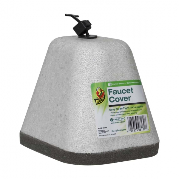 Cheap Duck Brand Hard Faucet Cover In X 6 5 In X In Of Duckbrand