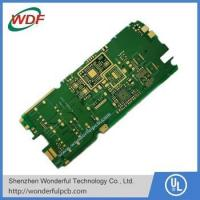 China pcb material fr4 gold plating pcb board on sale