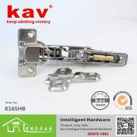 Quality K165HB 165 degree soft-closing hinge(iron cup) wholesale