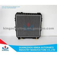 China Auto Radiator For Toyota Vzn10#/11#/13#' 89-95 At Aluminum Core With Plastic Tanks on sale