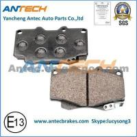 Quality High Quality FDB1852 Brake Pad For TOYOTA wholesale