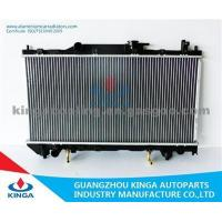 Aluminum Radiator For TOYOTA AVENSIS'01 AT200 AT 16400-0280 With Plastic Tanks