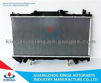 Cheap Aluminum Radiator For TOYOTA AVENSIS'01 AT200 AT 16400-0280 With Plastic Tanks for sale