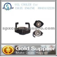Quality Brand New OIL COOLER For ISUZU ENGINE P5E 8943112220 With High Quanlity And Most Competitive Price. wholesale