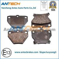 Quality TOP Quality FDB1395 Brake Pad For TOYOTA wholesale