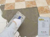 Buy cheap C2TES2 high-toughness tile adhesive product