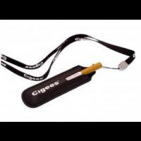 China Classic Leather Pouch & Lanyard on sale