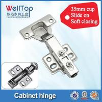 Quality 35mm cup cabinets door hinges for cabinets wholesale