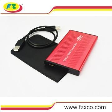 Cheap 2.5'' HDD Storage External Hard Drive Case for sale