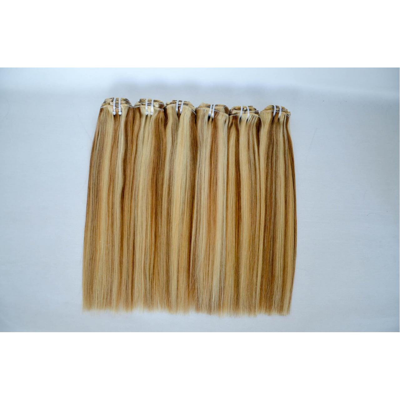 Buy cheap cheap clip in human hair extensions for sale JF0097 from wholesalers